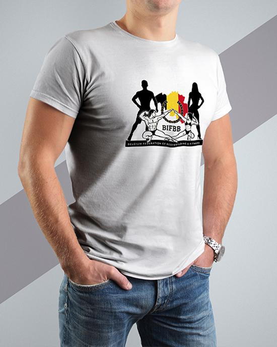 BIFBB T-shirt W