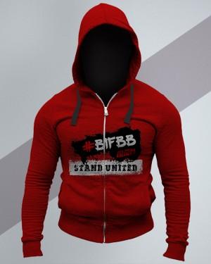 Hoodie UNITED  Red