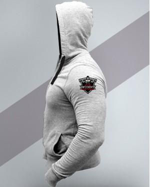 Hoodie UNITED  White