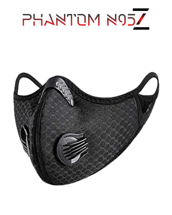 Phantom N95 Z-mask black
