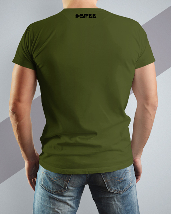 T-shirt Army Green