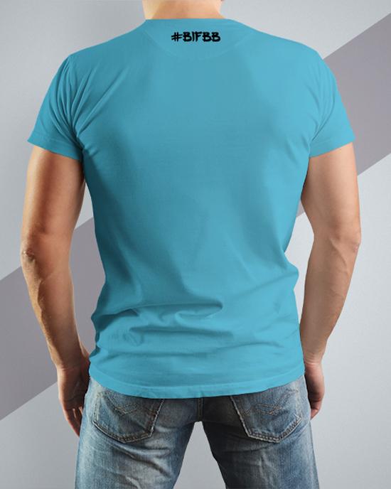 BIFBB STAND UNITED T-shirt BL